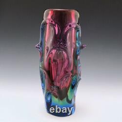 A Red Core Vase Designed By Jan Beranek Pattern 5988 From1959