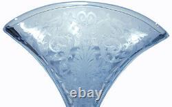 Fostoria Versailles #2385 Fan Vase