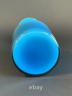 HOLMEGAARD Gulvase 10 Blue