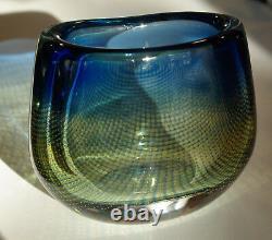Orrefors Vase by Sven Palmqvist Kraka Nr 444