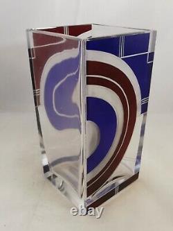 Palda Art Deco Vase