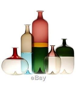 Venini Bubbles Vase 503.01 Bottle Tapio Wirkkala