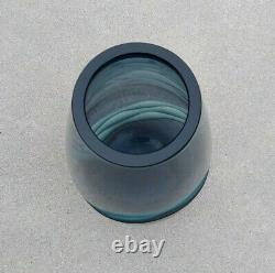 Waterford Evolution Large 12 Oasis Vase Blue Color